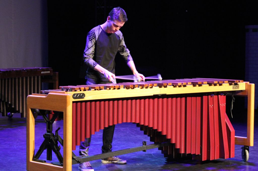 Bytom · Marimba in Rozbark