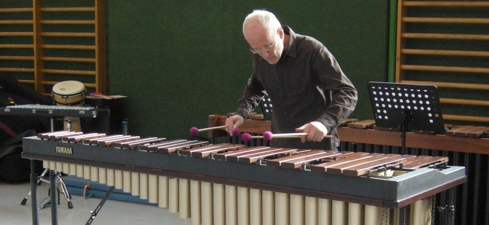 Marimba-Solo · Feierabend von Manfred Menke
