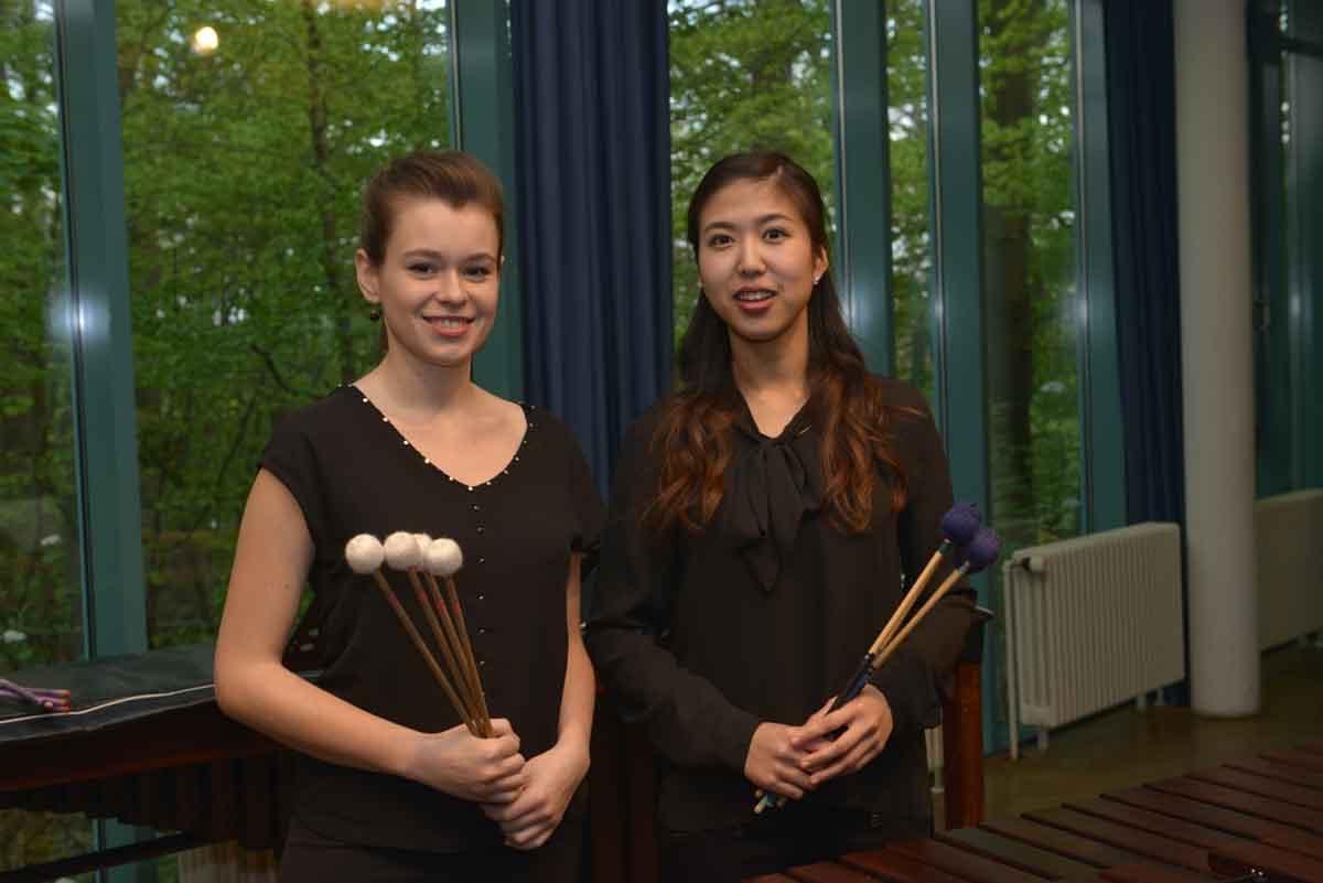 Marianna und Kaori