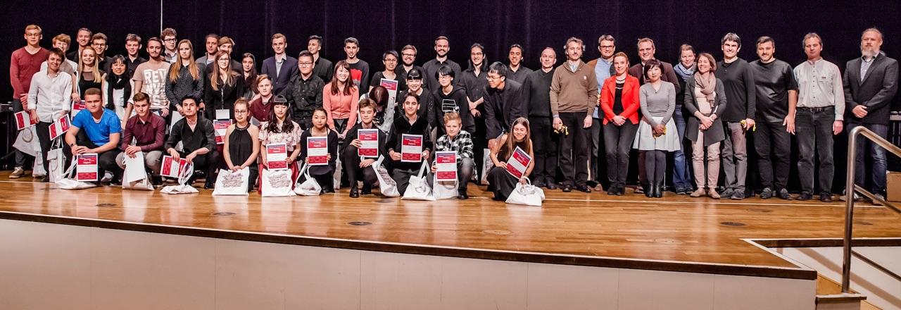 Marimba-Festiva · Alle Teilnehmer · Bamberg 2018
