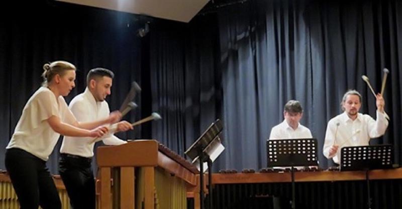 Katarzyna Mycka Quartet