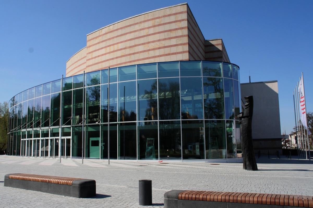 Bamberg · Konzert- und Kongreßhalle
