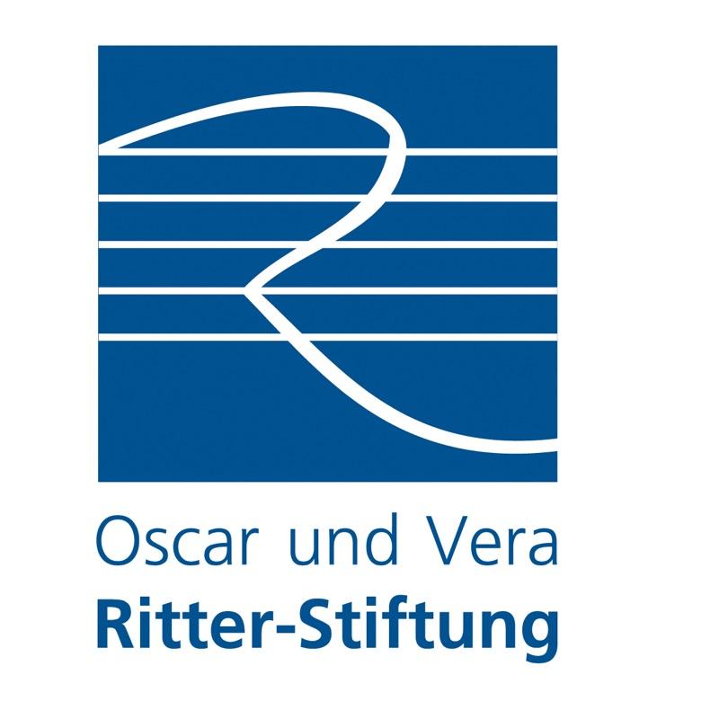 Logo · Oscar und Vera Ritter Stiftung