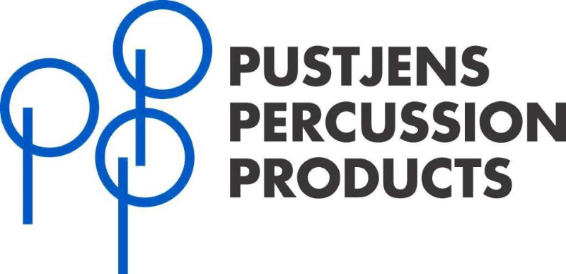 Logo · Pustjens Percussion Products