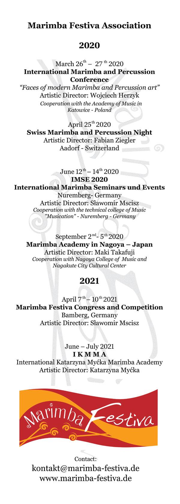 Festiva 2020-21