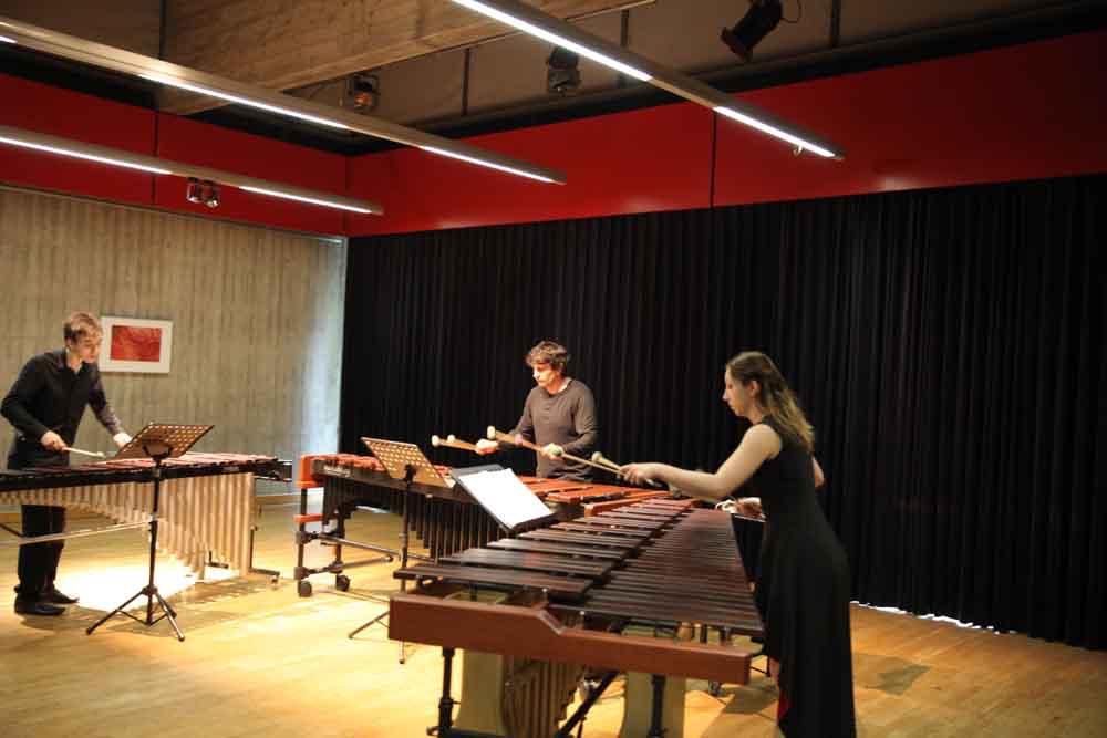 Classic Marimba Trio · IMSE 2015