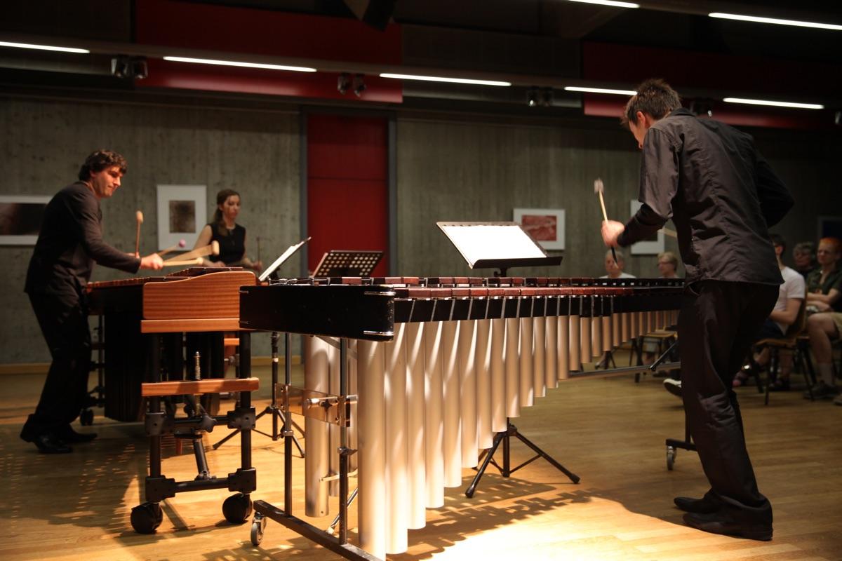 Classic Marimba Trio
