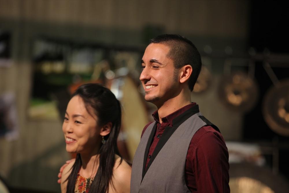 IMSE 2012 · Shoko Sakai und Conrado Moya