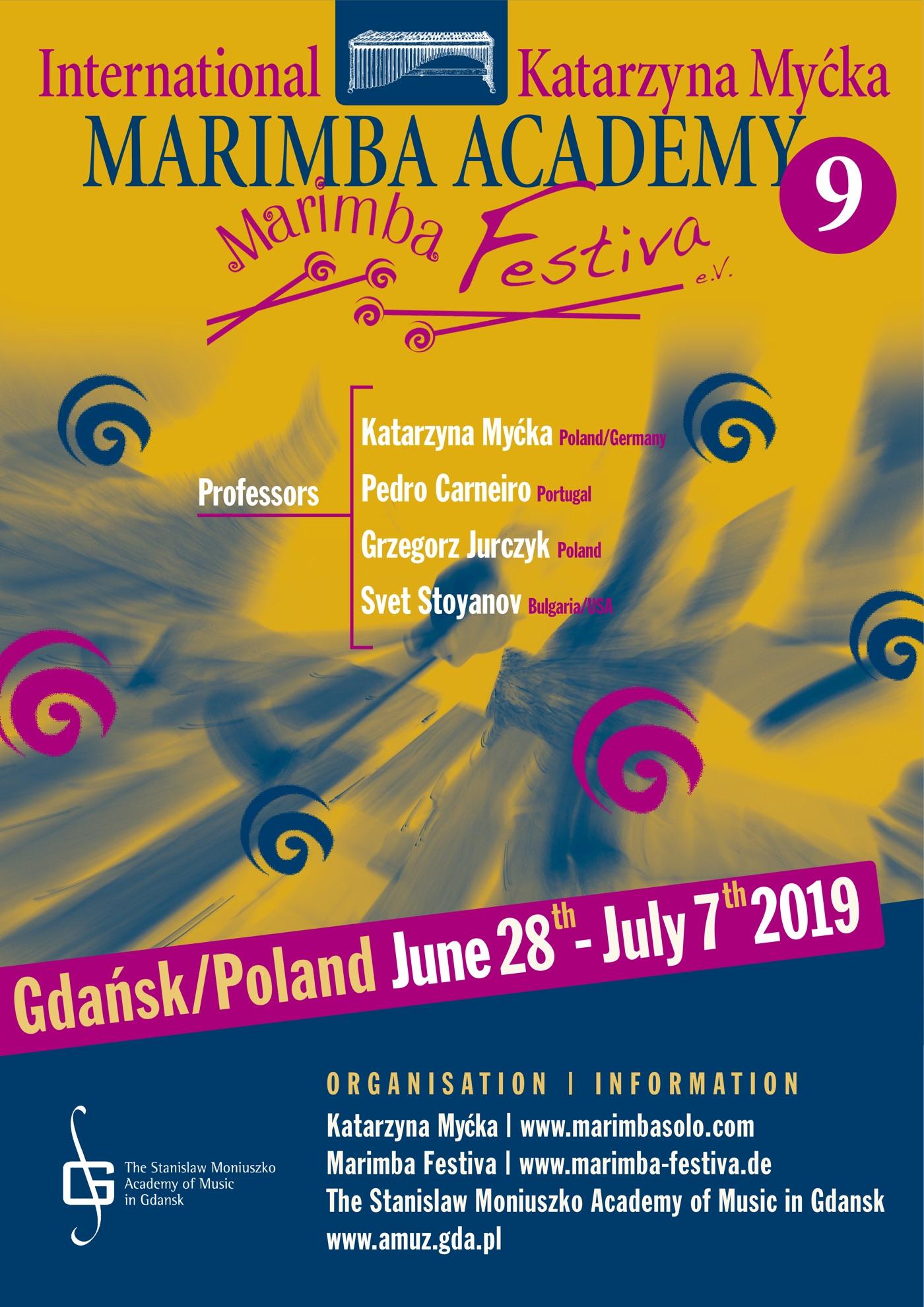 IKMMA 2019 · Plakat