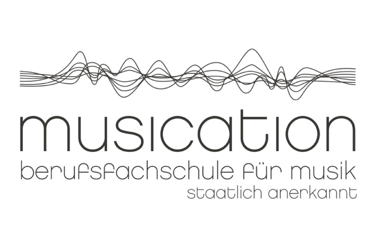 Logo · Berufsfachschule für Musik · Nürnberg