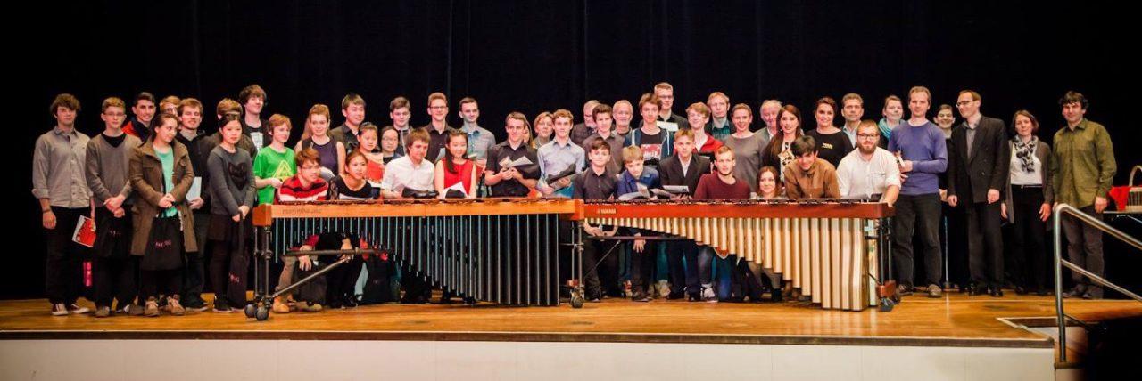 """Marimba-Festiva"" (2016) in Bamberg"