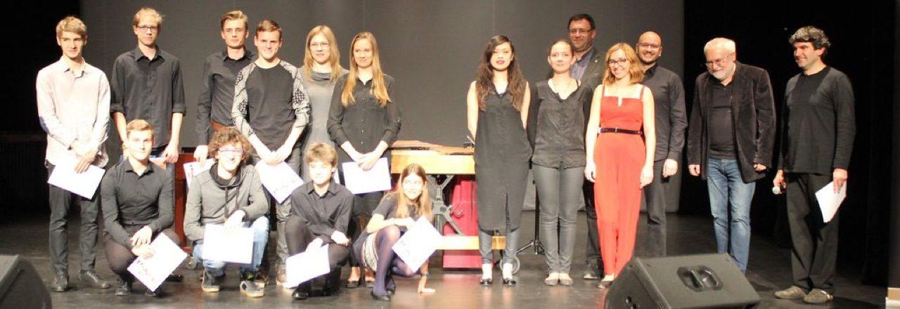 Marimba Festiva Seminar in Bytom (PL)